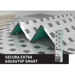 Arbiton Secura Extra Aquastop Smart 3 mm 6 M2/упаковка